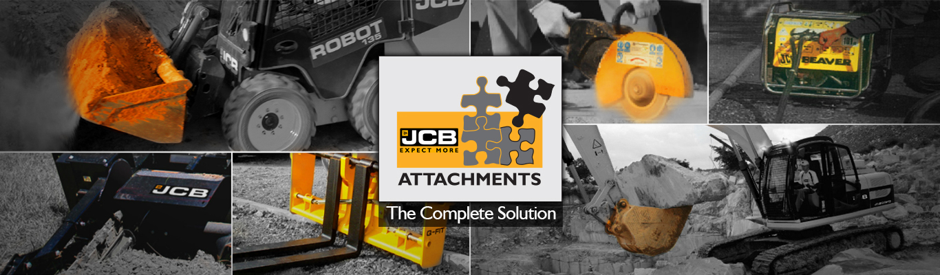 JCB Attachments Purnia