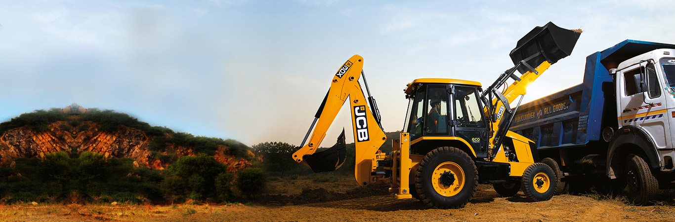 JCB Backhoe Loaders Purnia
