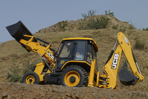 JCB 3DX Xtra ecoXcellence Backhoe Loaders Purnia