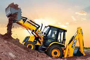 JCB 3DX ecoXcellence Backhoe Loaders Purnia
